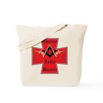 Amateur radio Masons Tote Bag