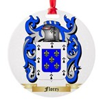 Florez Round Ornament