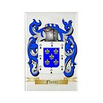 Florez Rectangle Magnet (100 pack)