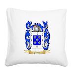 Florez Square Canvas Pillow