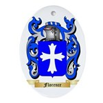 Florence Ornament (Oval)