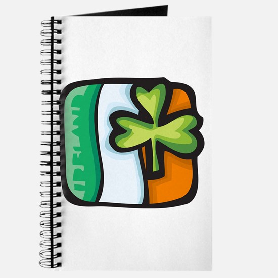 Irish Flag Journal