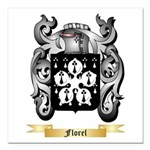 Florel Square Car Magnet 3