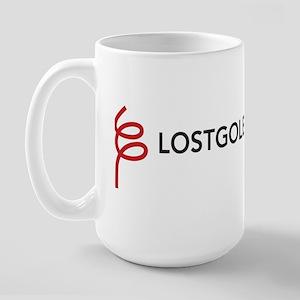 The Lost Golem Large Mug
