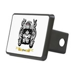 Flore Rectangular Hitch Cover