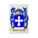 Florance Rectangle Magnet (100 pack)