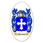 Florance Sticker (Oval 50 pk)