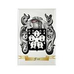 Flor Rectangle Magnet (10 pack)