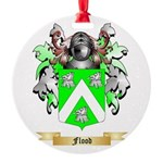 Flood Round Ornament