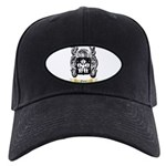 Floire Black Cap