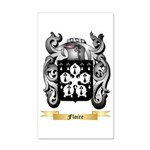 Floire 35x21 Wall Decal