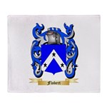 Flobert Throw Blanket