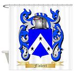 Flobert Shower Curtain
