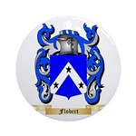 Flobert Ornament (Round)