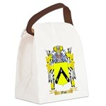 Flips Canvas Lunch Bag