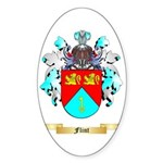 Flint Sticker (Oval 50 pk)