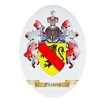 Flinders Ornament (Oval)