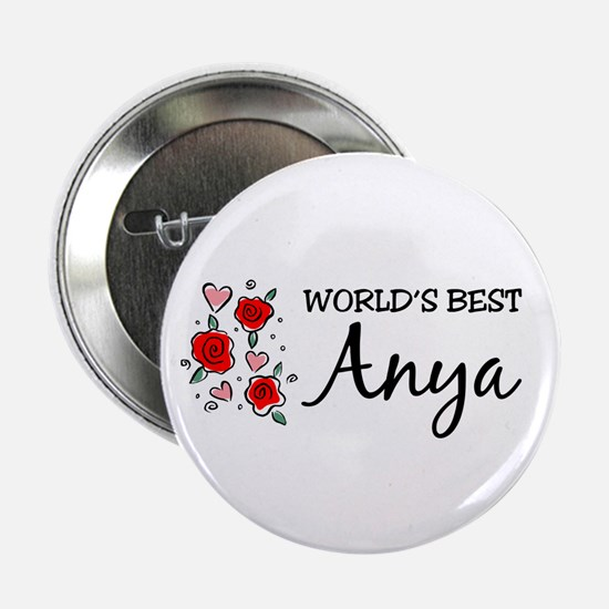 WB Mom [Hungarian] Button
