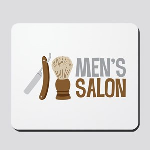 Mens Salon Mousepad