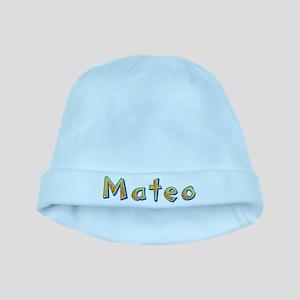Mateo Giraffe baby hat