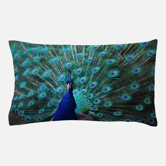 Peacock Pillow Case