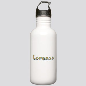 Lorenzo Giraffe Water Bottle
