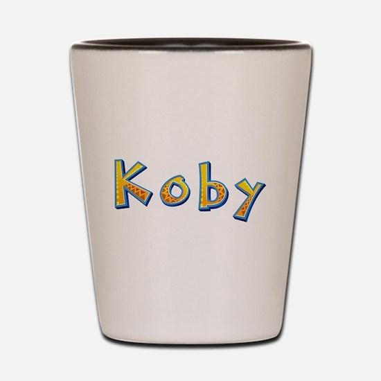 Koby Giraffe Shot Glass