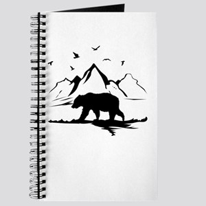 Mountains Wilderness Bear Journal