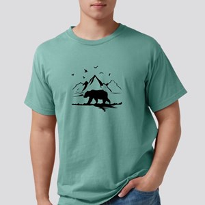 Mountains Wilderness Bear T-Shirt