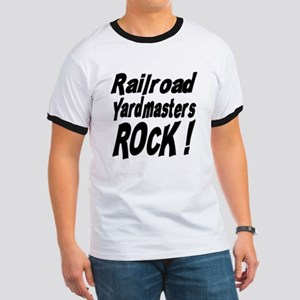 Railroad Yardmasters Rock ! Ringer T