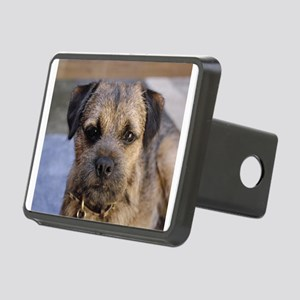 border terrier Hitch Cover