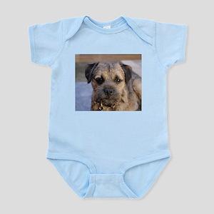 border terrier Body Suit
