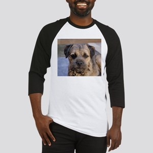 border terrier Baseball Jersey