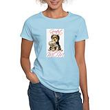 Yorkie mom Women's Light T-Shirt