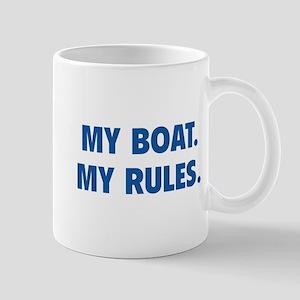 My Boat. My Rules. Mug