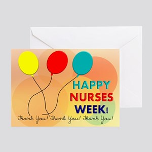 NURSE WEEK CARD 2 Greeting Cards