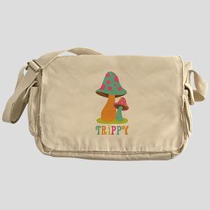 Trippy Messenger Bag