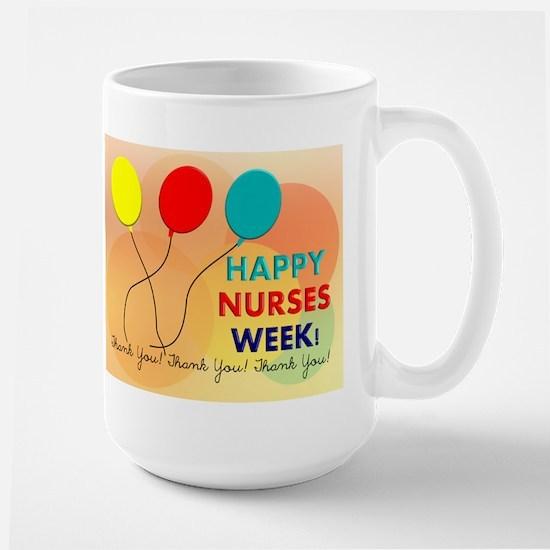 NURSE WEEK CARD 2 Mugs