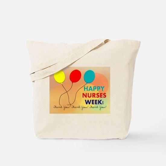 NURSE WEEK CARD 2 Tote Bag