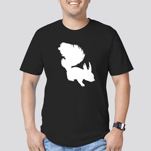 Squirrel Silhouette T-Shirt