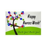 Nurse week Magnets