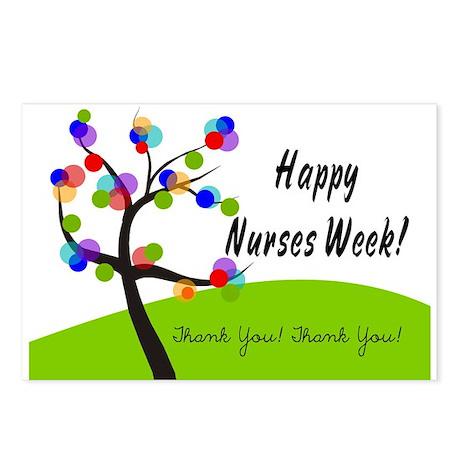 Nurse week card 1 postcards package of 8 by gailgabel nurse week card 1 postcards package of 8 m4hsunfo