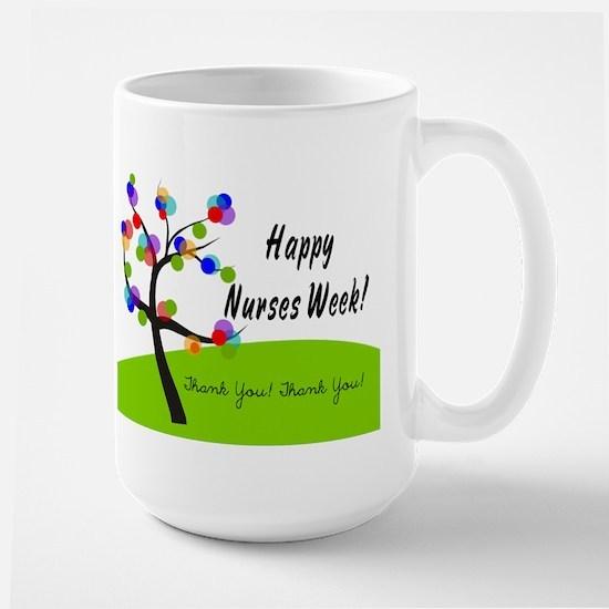 Nurse Week card 1 Mugs