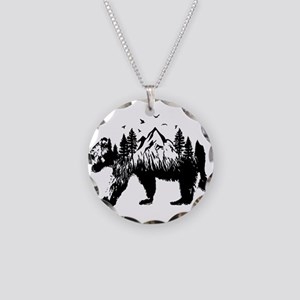 Bear Woods Necklace
