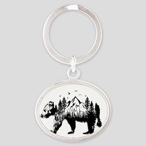 Bear Woods Keychains