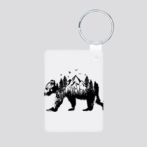 Bear Woods Keychains