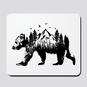 Bear Woods Mousepad