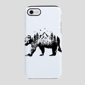 Bear Woods iPhone 7 Tough Case