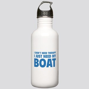 I Just Need My Boat Stainless Water Bottle 1.0L
