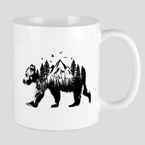 Bear Woods Mugs